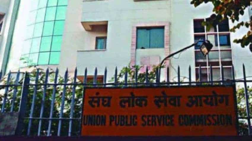 UPSC recruitment 2018: Applications invited for various posts; apply before August 30
