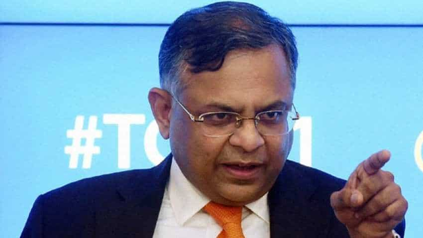 TCS hiring! N Chandrasekaran says Tata Group firm to expand workforce in Gujarat
