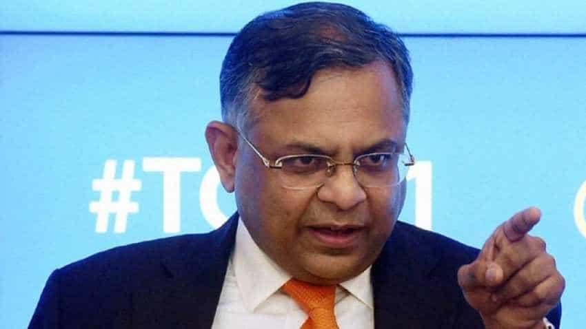 TCS hiring! N Chandrasekaran says Tata Group firm to expand workforce in Gujarat