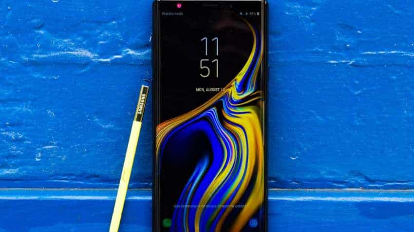 Samsung Galaxy Note 9 launched in India today; Smartphone to have improved S Pen stylus
