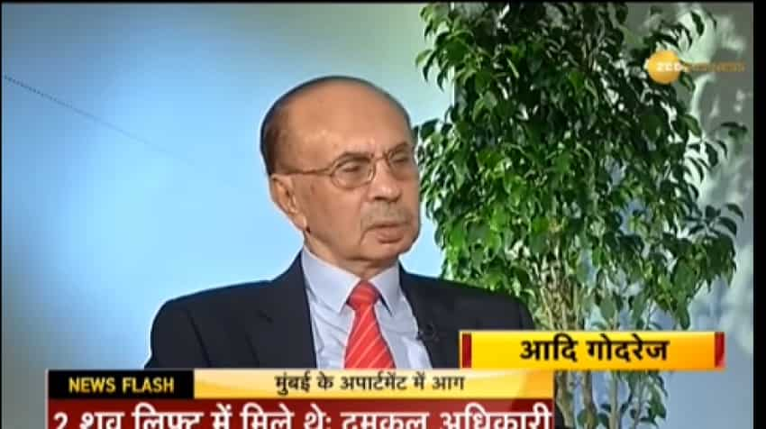 Optimistic about agricultural business growth: Adi Godrej, Chairman, Godrej Group