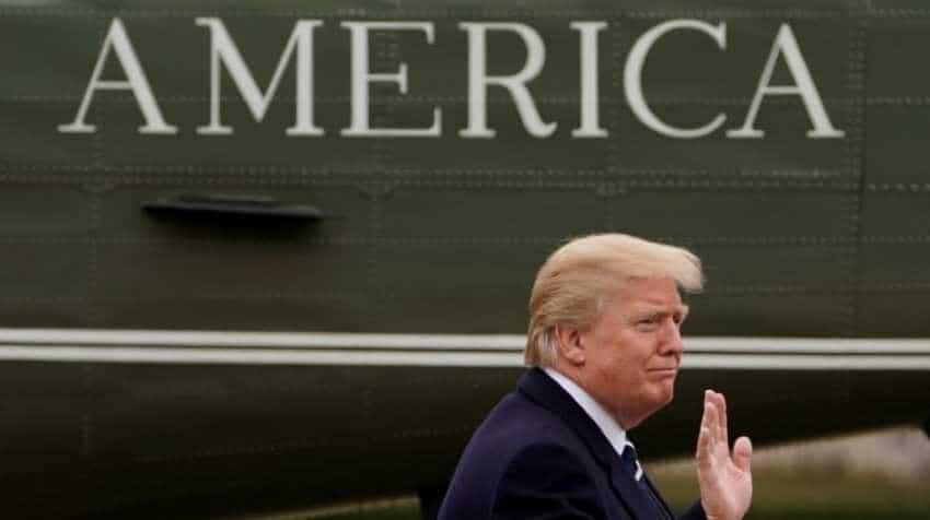 Impeach me and the market will crash: Donald Trump
