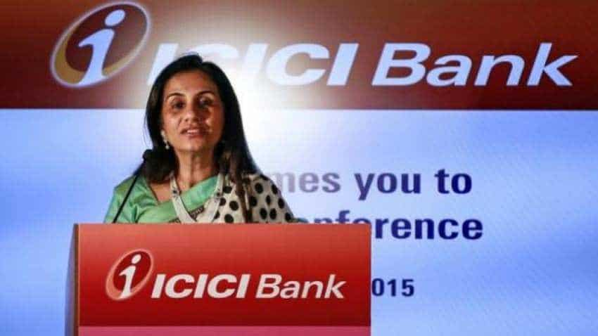 Chanda Kochhar offers to be reappointed on board of ICICI Securities