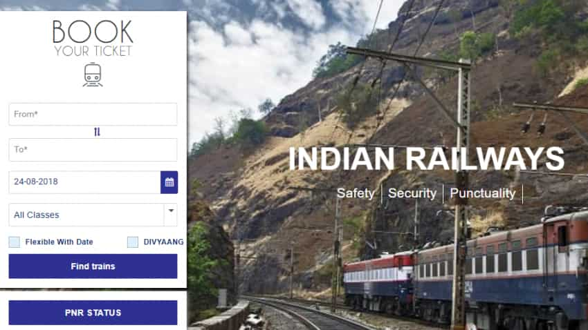 IRCTC login: Here is how to smoothly access Indian Railways ticketing arm