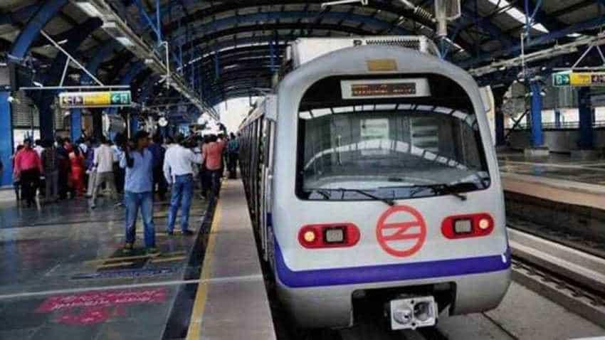 Trial begins on Escorts Mujesar-Ballabhgarh section of Delhi Metro's Violet Line