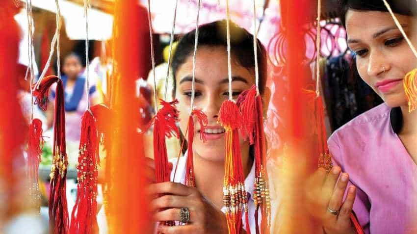 10 Happy Raksha Bandhan gifts for sisters
