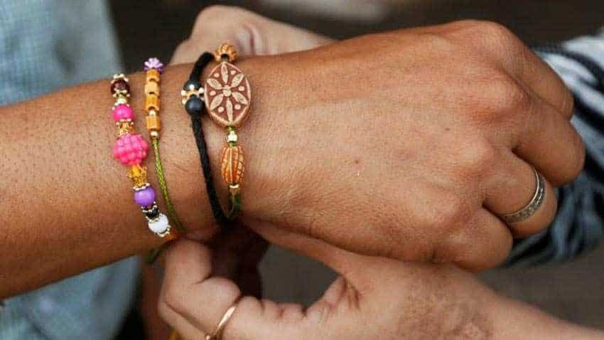 Raksha Bandhan 2018: Turn this Rakhi into a 'Golden' one for  your sister