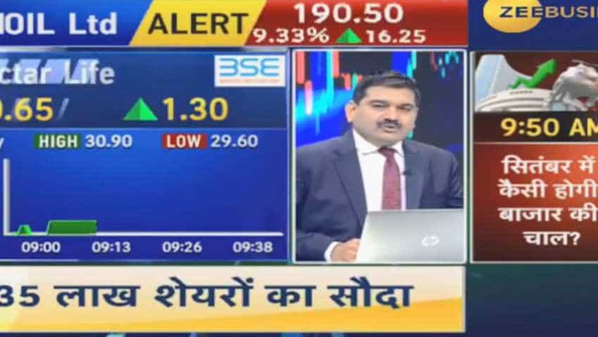 Anil Singhvi's Market Strategy August 27: Metals & Jewellery positive; Titan futures & SAIL futures are stocks of the day
