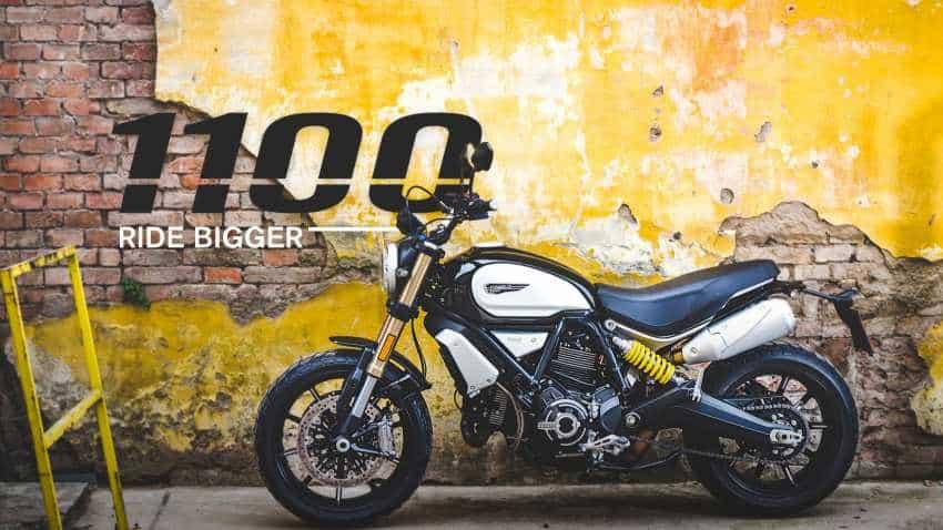 Bike Lovers Alert Check Ducati Scrambler 1100 Price In India