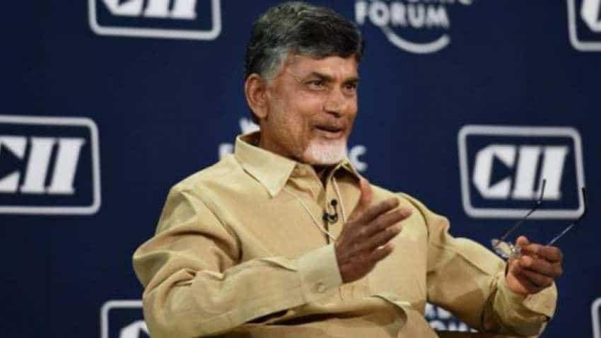 Amaravati development needs $2-4 tln investment: N Chandrababu Naidu