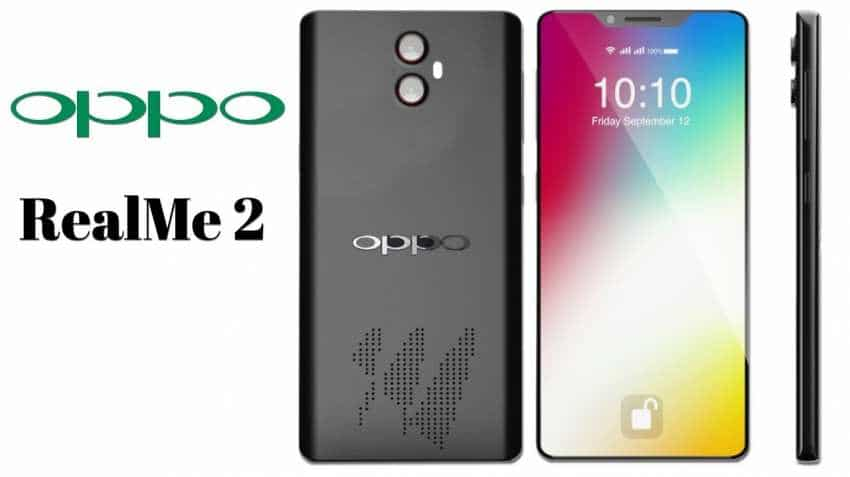 Oppo Realme 2 launched in India; check price and specs