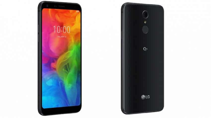 LG Q7 smartphone with AI camera is now available in India: Check price, when and how to buy
