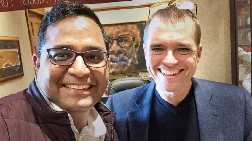 Berkshire-Paytm deal: Vijay Shekhar Sharma credits one of board members for the pact
