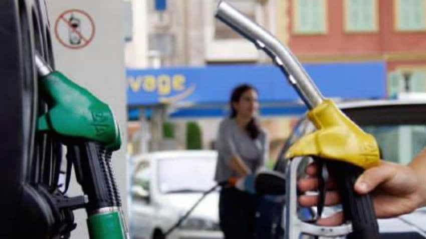Petrol, diesel prices at new high; govt hopes it is temporary
