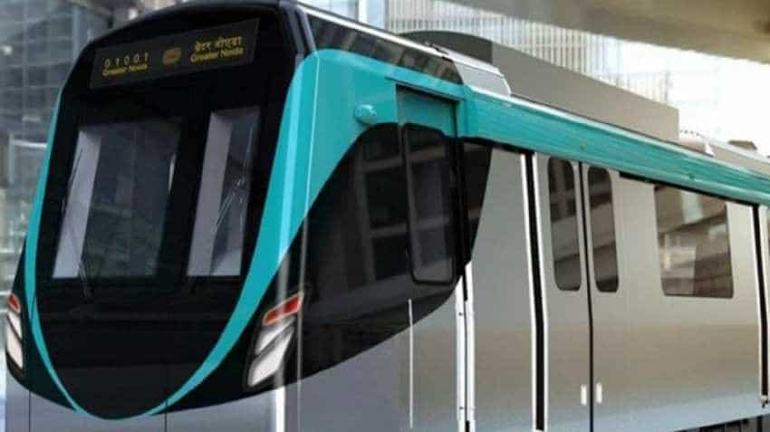 Aqua Line travelers can use Noida Metro's card to pay for bus, parking, shopping too