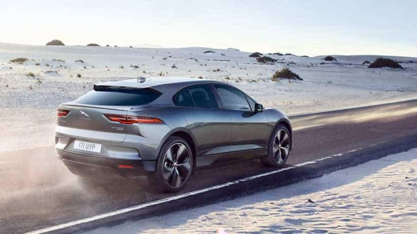 This Uk Prince Gets Bespoke Tata Motors Electric Jaguar I Pace