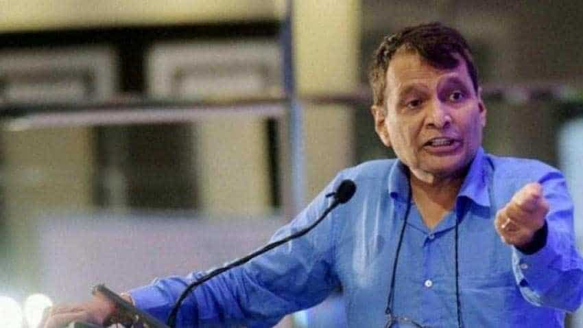 Suresh Prabhu cracks whip over this aviation 'disaster', says will not 'tolerate' it