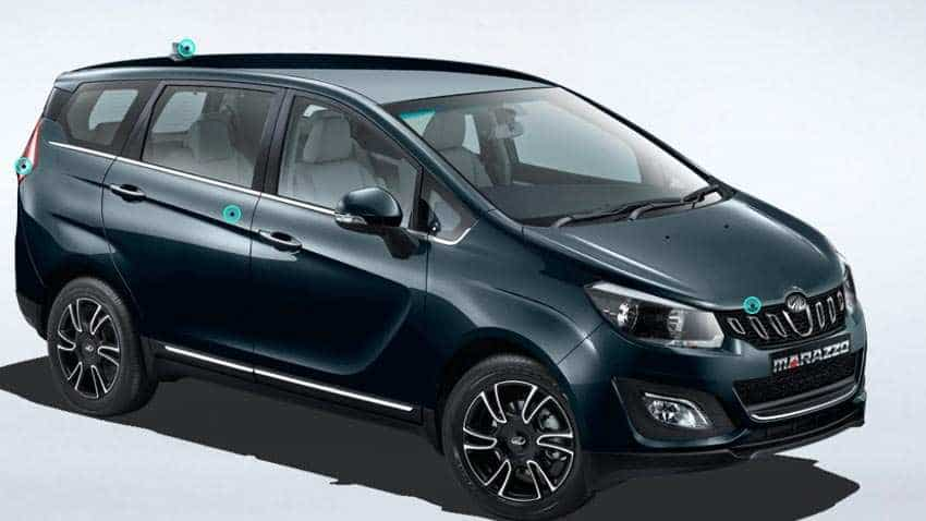 Mahindra launches Marazzo: Check image, features, price, other details of car code named U321