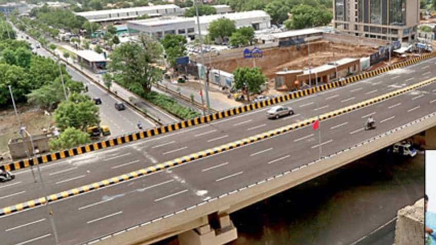 Construction on elevated flyover on Gurgaon-Alwar road from Sep 21