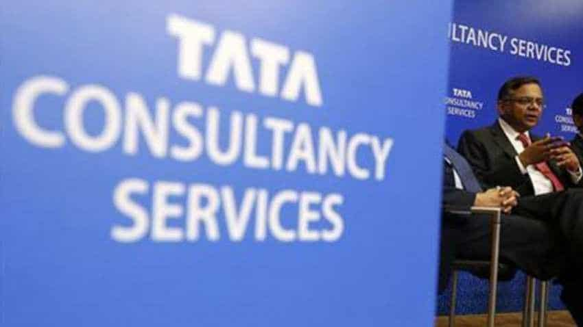 TCS becomes 2nd firm to hit Rs 8 lakh crore mid-cap market