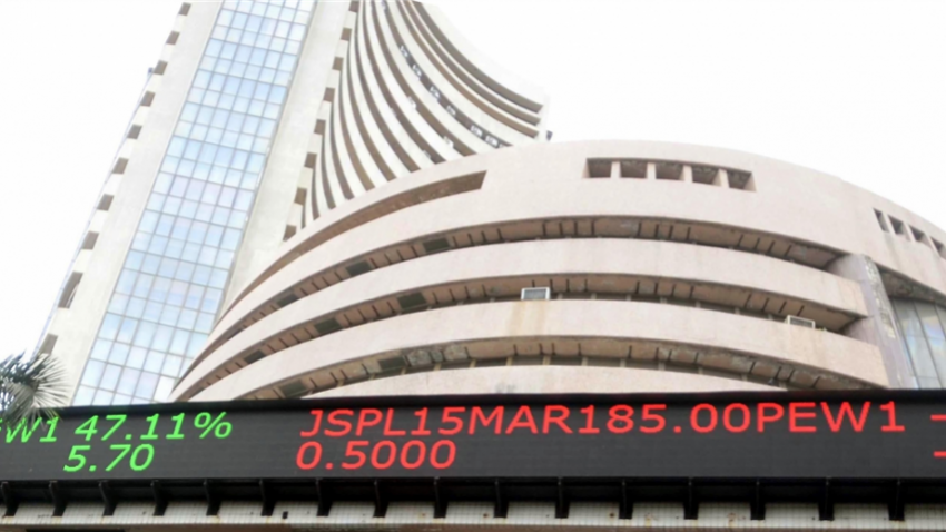Sensex logs 5th straight day loss as rupee woes continue