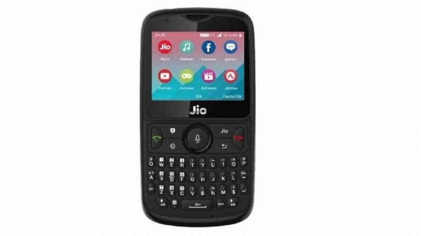 JioPhone 2 on flash sale today on MyJio app, Jio.com; check out specs, price
