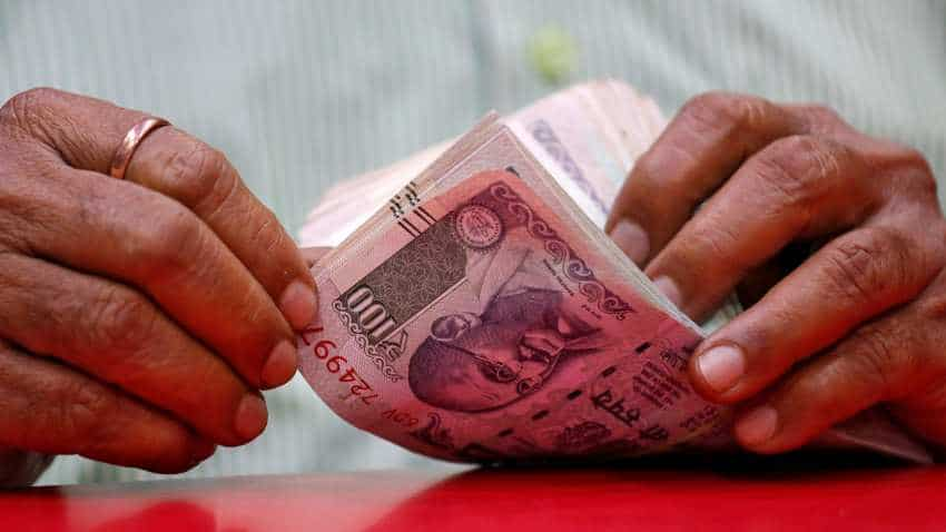 Indian Ru Opens On Positive Note Up 4p Higher Against Us