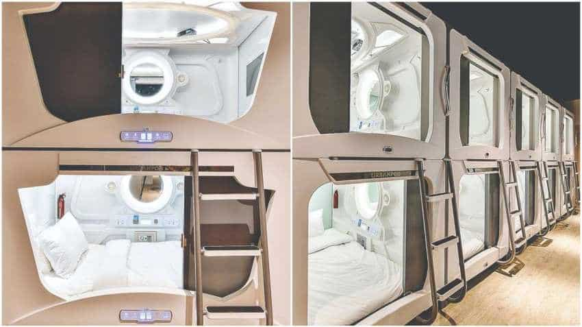 Capsule hotels inching their way into hospitality industry in India