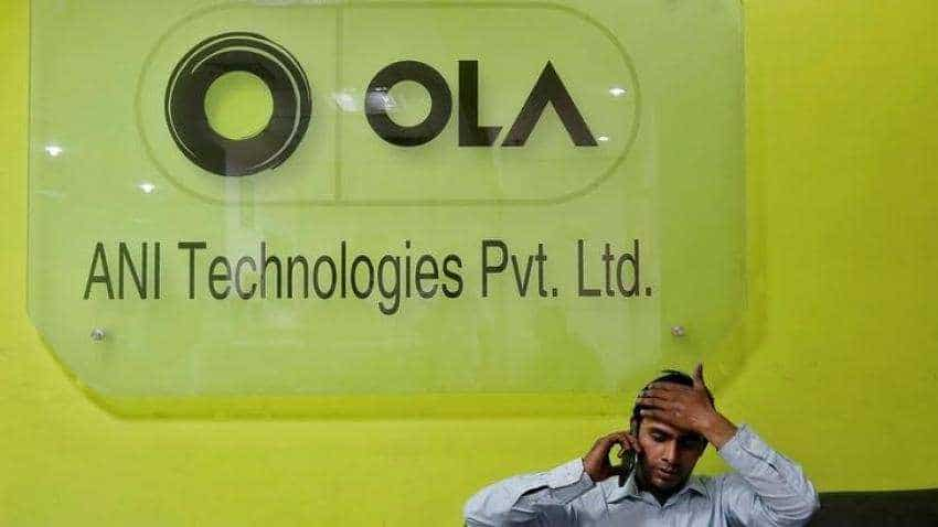 Ola founders seek CCI nod for hiking stake in cab aggregator