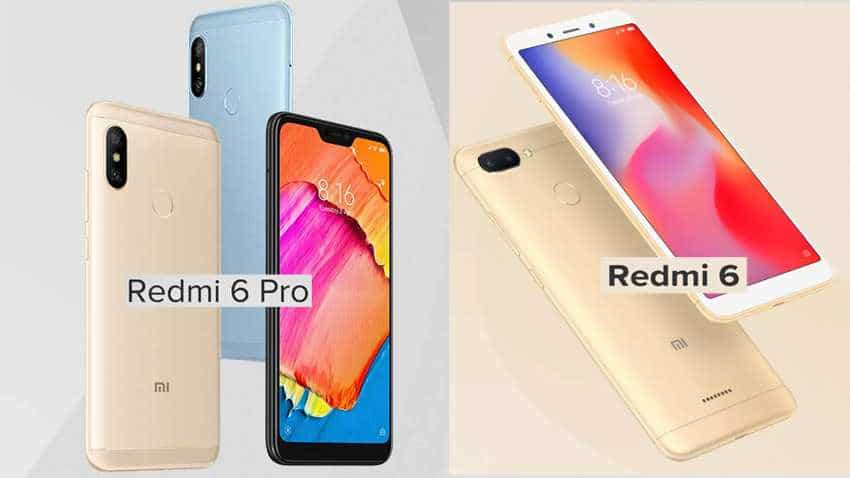 How to get Redmi 6, Redmi 6 Pro at discounted prices