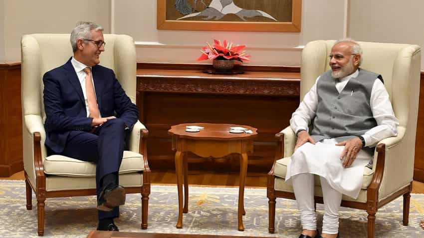 ABB CEO meets PM Narendra Modi, discusses e-mobility, renewables and energy efficiency