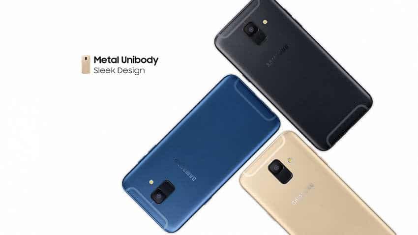 Samsung Galaxy A6 smartphone, Galaxy Tab A launched
