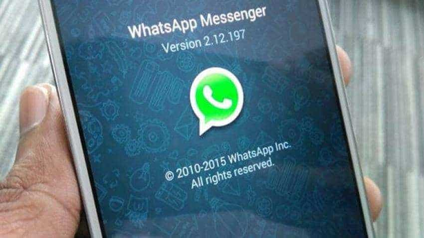 Is this some kind of a joke, says SC on trial through WhatsApp