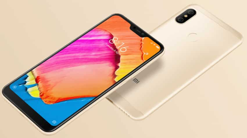 Redmi 6 Pro sale today exclusively on Amazon; Know specs, features, price and best deals