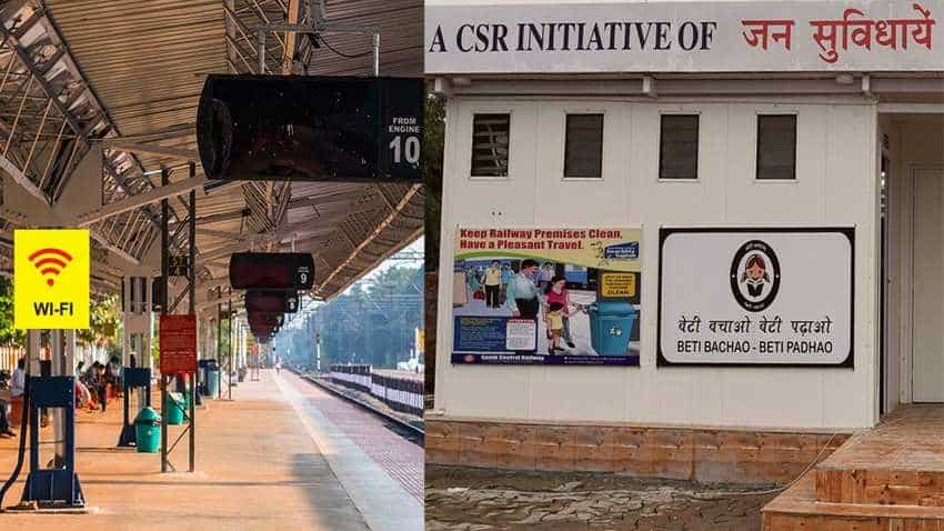 Your Indian Railways free WiFi, toilets experience set for this big transformation