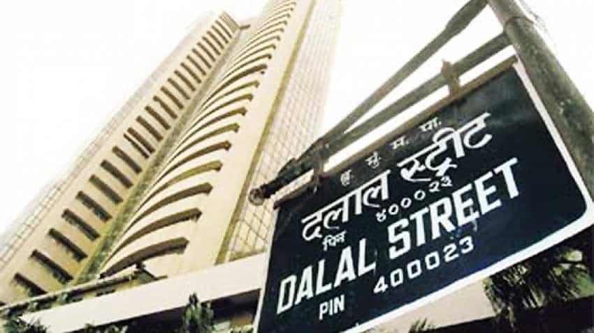 Sensex suffers rupee, trade war, oil blows, fleeing FIIs blows, sheds almost 1000 pts