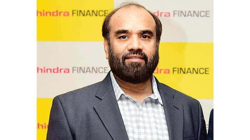 Rupee weakening is a matter of concern: Mahindra & Mahindra Financial honcho Ramesh Iyer