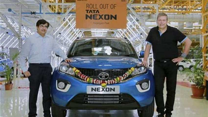 Tata Motors launches AMT version of SUV Nexon in Nepal