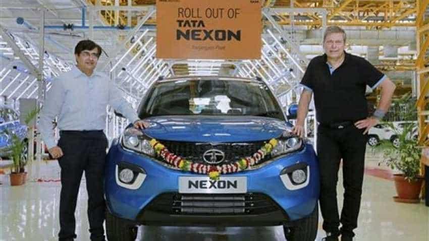 Tata Motors launches AMT version of SUV Nexon in Nepal