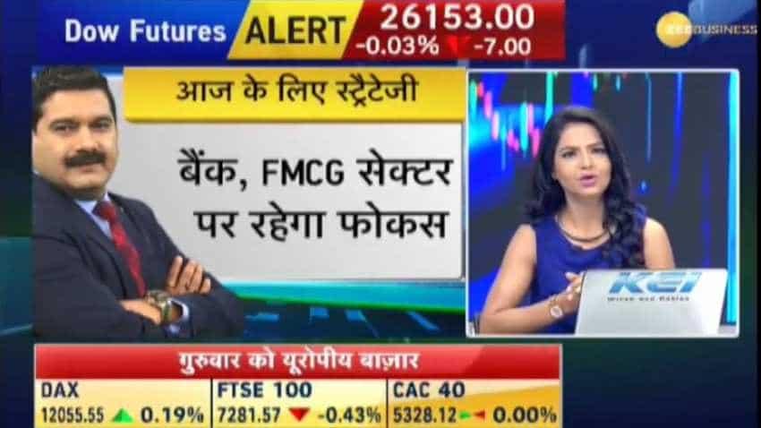 Anil Singhvi's Market Strategy September 14: Market trend is negative; PSU, Aluminium, FMCG, Banks, Pharma are positive