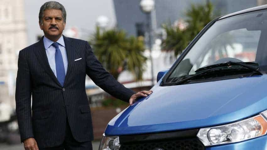'Incredible' photo lifts Anand Mahindra's Sunday; will inspire you too