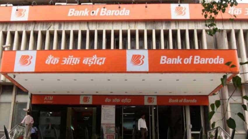 Mega PSB merger! Bank of Baroda shares tumble 14%; Vijaya Bank up 10%, Dena Bank soars 20%