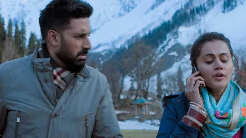 Manmarziyaan box office collection: Abhishek Bachchan starrer grabs Rs 16.43 cr