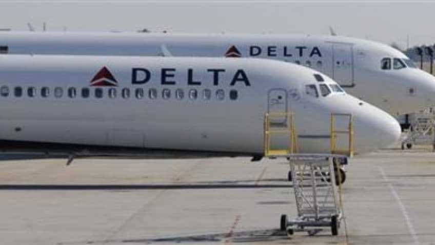 Aviation tragedy averted! Delta Air Lines jet catches fire on take-off; watch video