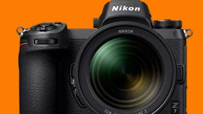 Nikon launches Z7, Z6 full-frame mirrorless cameras in India; Check here details