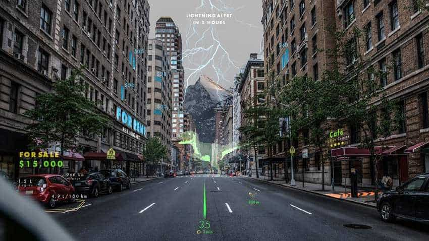 Hyundai Motor invests in WayRay, to develop holographic AR Navigation