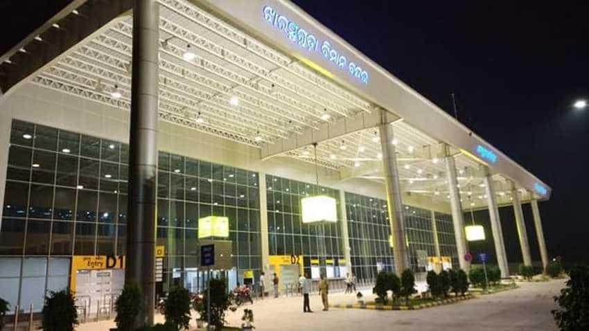 jharsuguda airport flights schedule  other details of