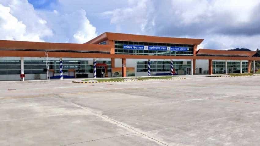 Sikkim Airport at Pakyong opens today: PM Narendra Modi inaugurates; check terrific photos of 'engineering marvel'