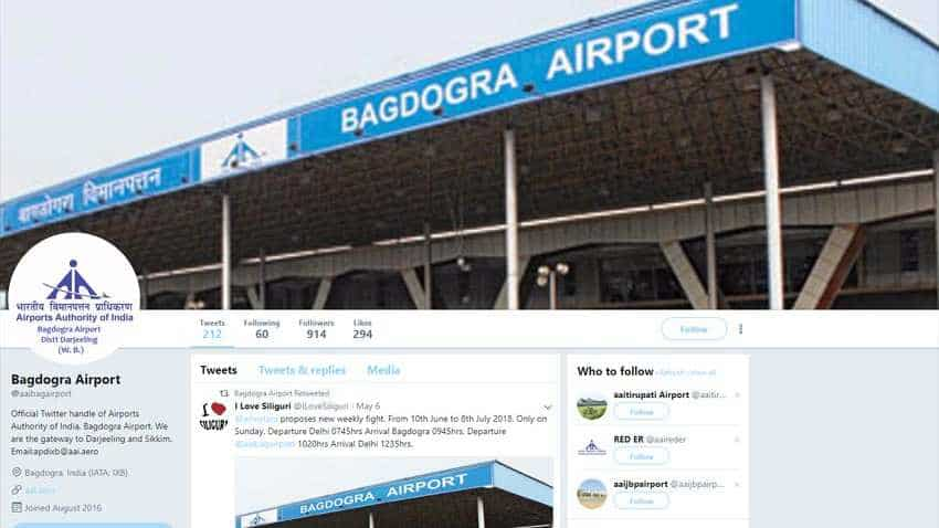 Sikkim's Pakyong Airport brings surprise luck to Bagdogra; Suresh Prabhu makes these big promises
