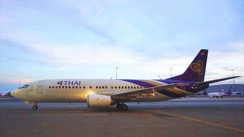 Thai Airways Internatiol aims 100 weekly flights from India by 2021, says official